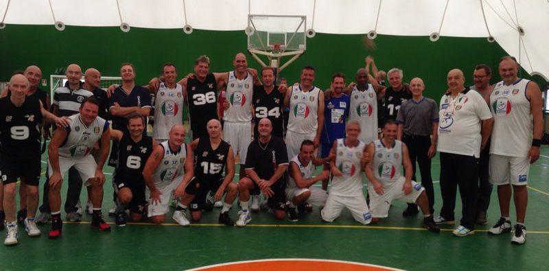 campionato master basket over torneo alassio  giornata