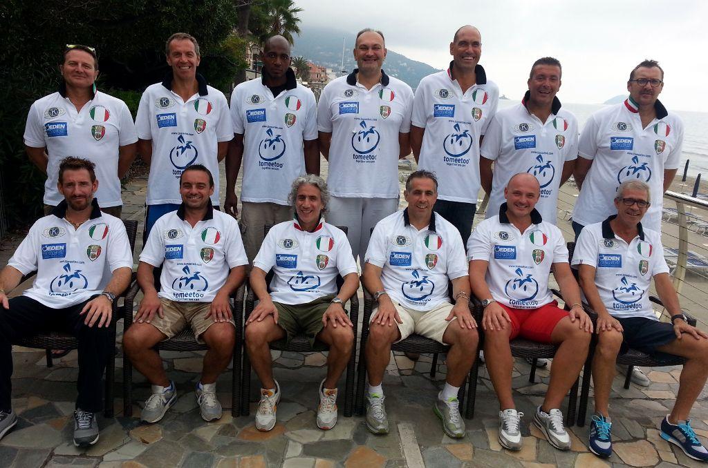 campionato master basket over alassio  diario day by