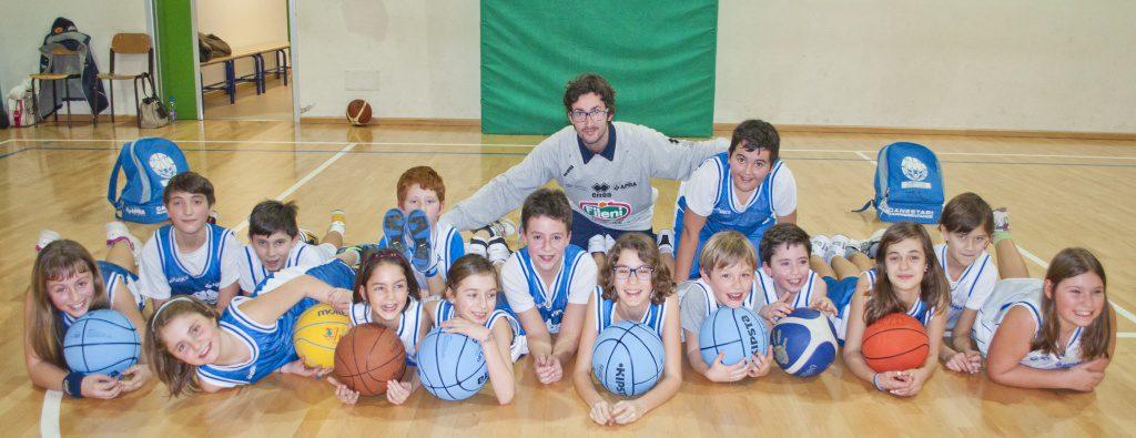 Timberwolf Cingoli Basket