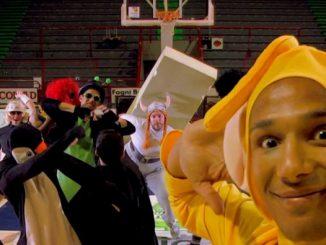 Giorgio Tesi Group Pistoia Basket - Harlem Shake