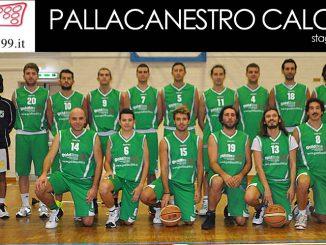 Goldline Pallacanestro Calcinelli 2012/2013