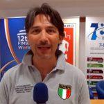 Campionato Mondiale Over Salonicco 2013 – Mario Boni per Sky Sport