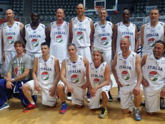 Nazionale Over 45 - World League Zadar 2015