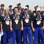 Basket Master: Oro e bronzo, il ricco medagliere per gli azzurri alla World League di ZADAR
