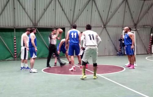 Dinamo Ancona - P73 Conero Basket