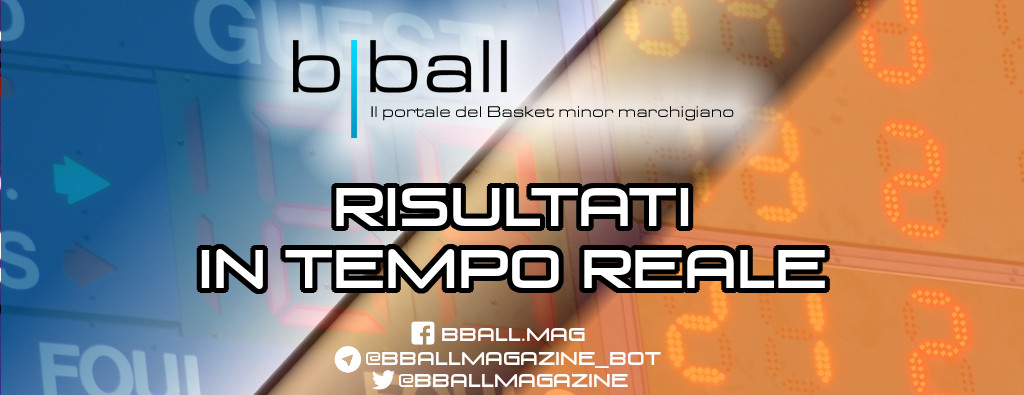 risultati in tempo reale bballmagazine