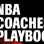 Sconto 15% sul libro NBA Coaches Playbook, schemi e tattiche dal pianeta NBA!