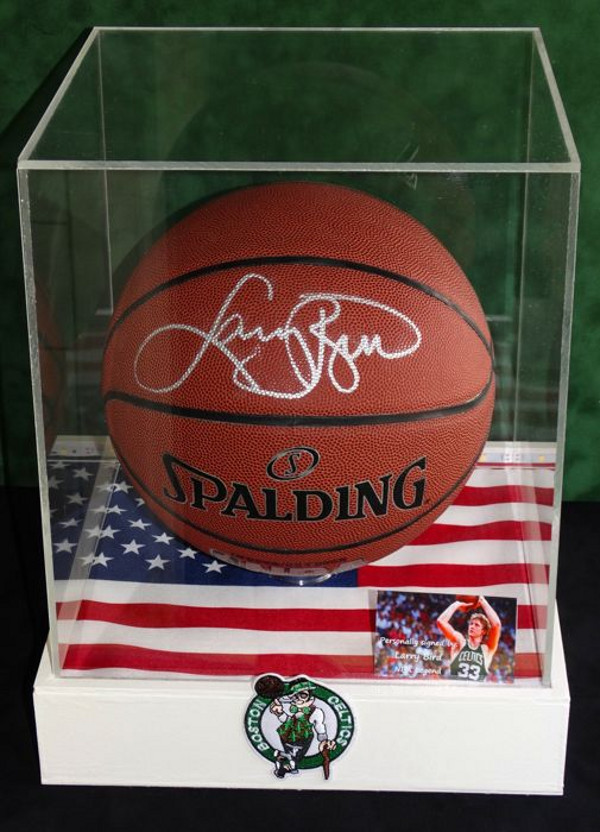 larry bird ball