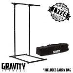 Barra di trazione Gravity Fitness per esercizi a corpo libero in offerta!