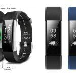 Offerta del giorno: Fitness Tracker con cardiofrequenzimetro a meno di 30 euro!