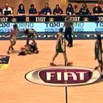 Video: Hamby manda KO la Tikvic in Torino-Ragusa