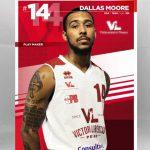 Dallas Moore e la VL Pesaro per Special Olympics