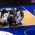 Video: Duro il giudice sportivo su Gentile e Gutierrez dopo i fatti di Virtus Bologna – Aquila Basket Trento