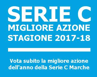 Serie C Marche - Vota la migliore azione dell'anno