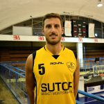 """Serie C gold – Luca Rossi: """"gli obiettivi di domenica sono mantenere inviolata la Bombonera e ribaltare la differenza punti con il Magic Basket Chieti"""""""