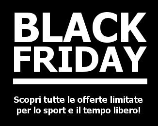 Black Friday - Sport e tempo libero