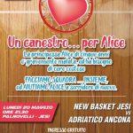 Bella iniziativa del New Basket Jesi